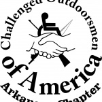 Logo for Challenged Outdoorsmen of America (COA), Arkansas Chapter. Credit: COA Arkansas Chapter